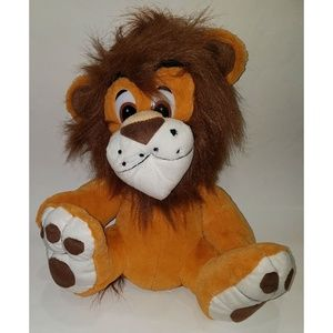 "3/$25🌷 Classic Toy Co Lion Plush 16"" Stuffed Toy"